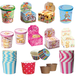 Bake stuff and packaging